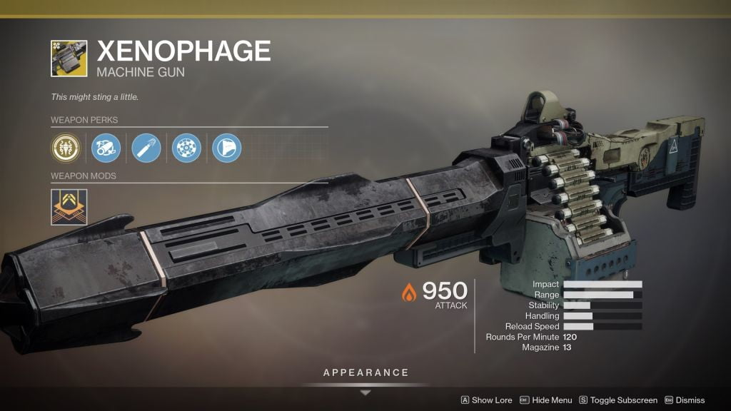 Destiny 2 Xenophage exotic quest guide: How to earn this terrifying gun