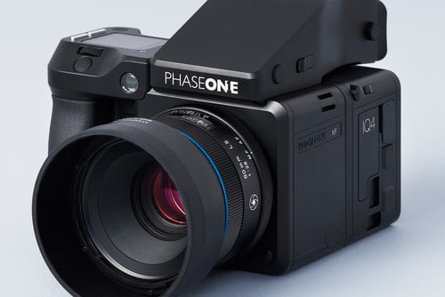 The Phase One XT is a Modular Medium Format for Travel
