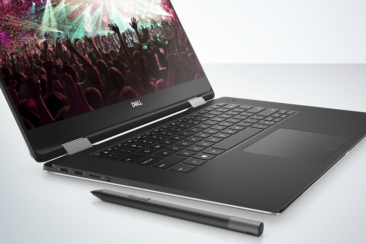 HP Spectre x360 15 vs Dell XPS 15 2-in-1: Big and Bold