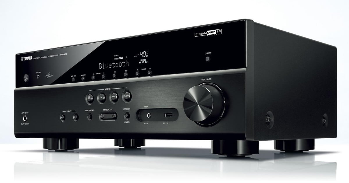 Yamaha Debuts Four New Network Receivers With The V79 Series