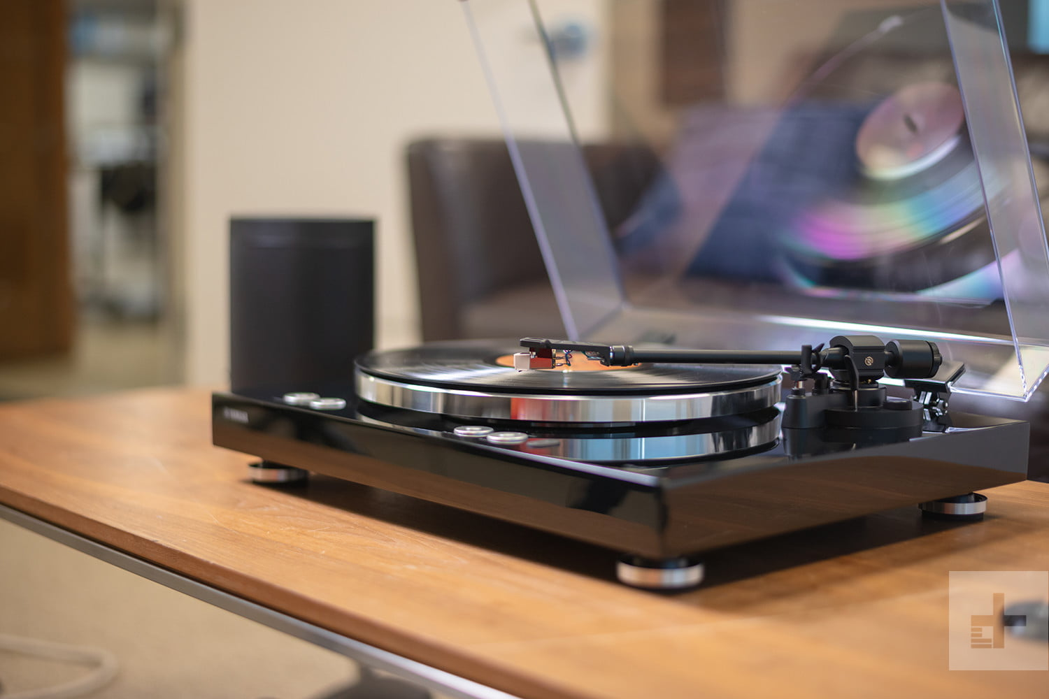 Yamaha's MusicCast Vinyl 500 Turntable Review: Streaming