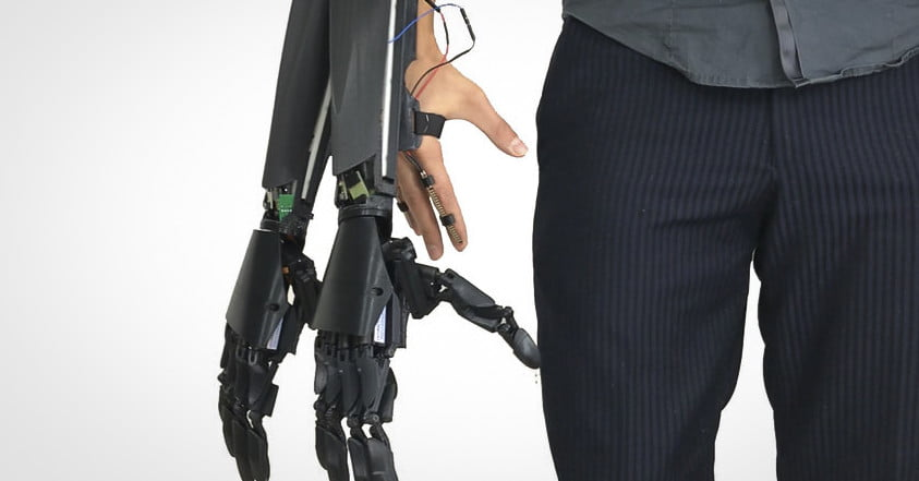 Want an extra arm? A third thumb? Check out these awesome robotic appendages | Digital Trends