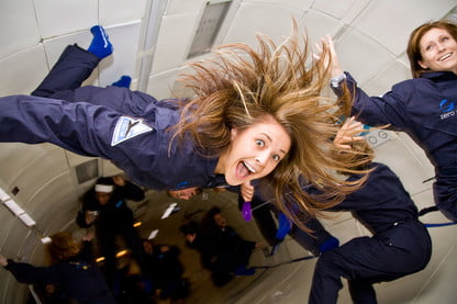 5 Places to Reach Zero Gravity within Earth's Pull | Digital