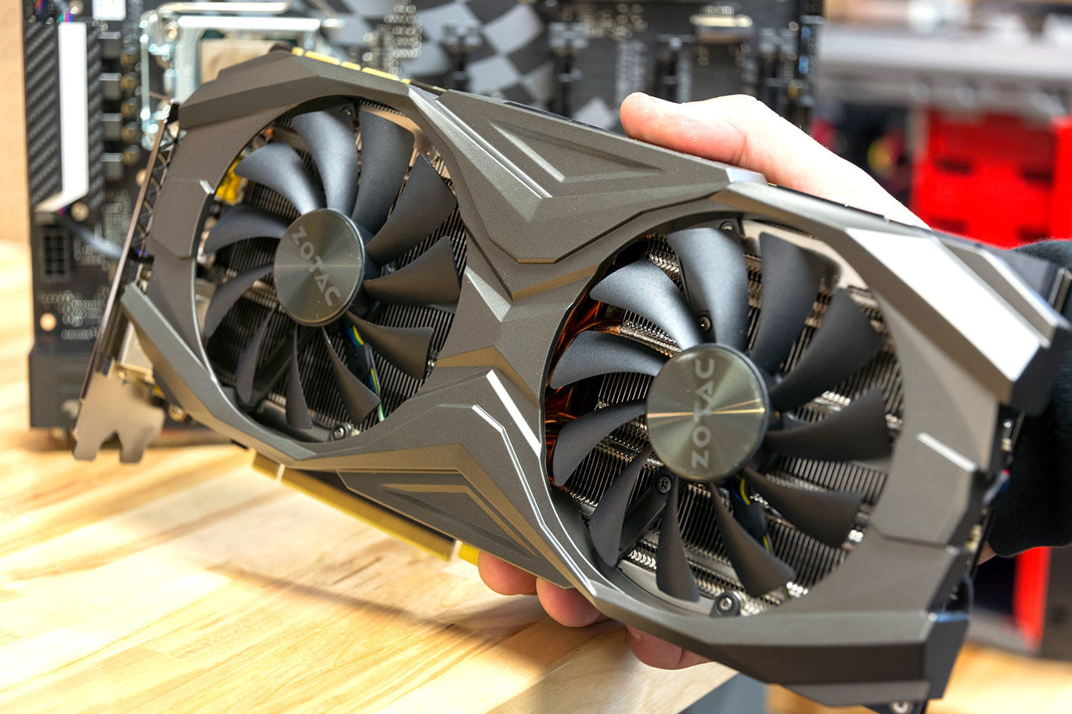 Nvidia GTX 10 Series Graphics Cards Will Get Ray Tracing