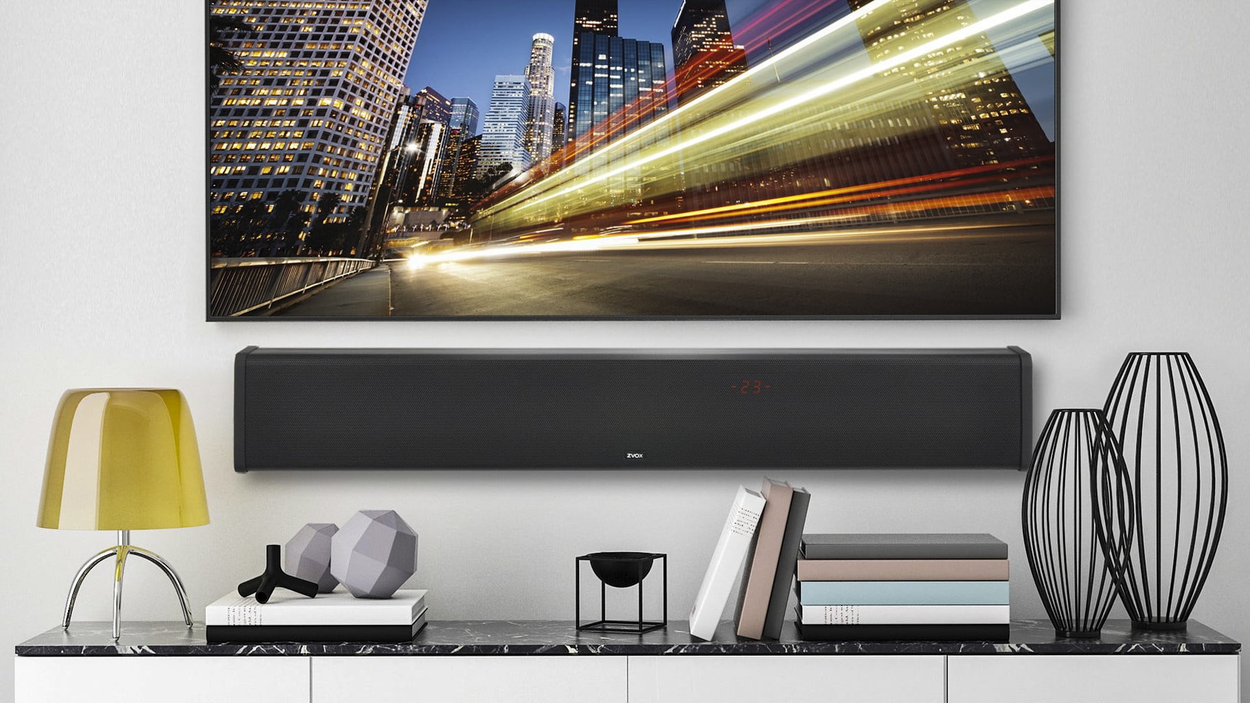 Tech For Change: Zvox Soundbars Cater To The Hard Of Hearing