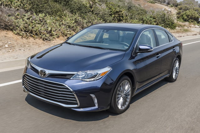 toyota avalon hibrido 2018 limited 0