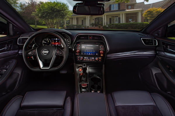 2019 nissan maxima owners manual