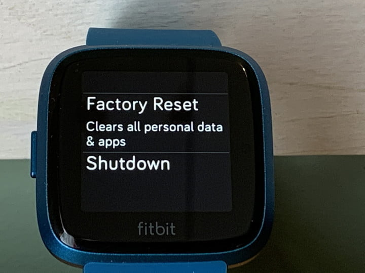 trucos para el fitbit versa lite 8 factory reset shutdown jpg tips and tricks 720x720