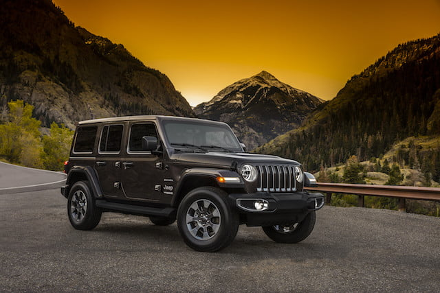 fotos oficiales jeep wrangler 2018 all new  sahara