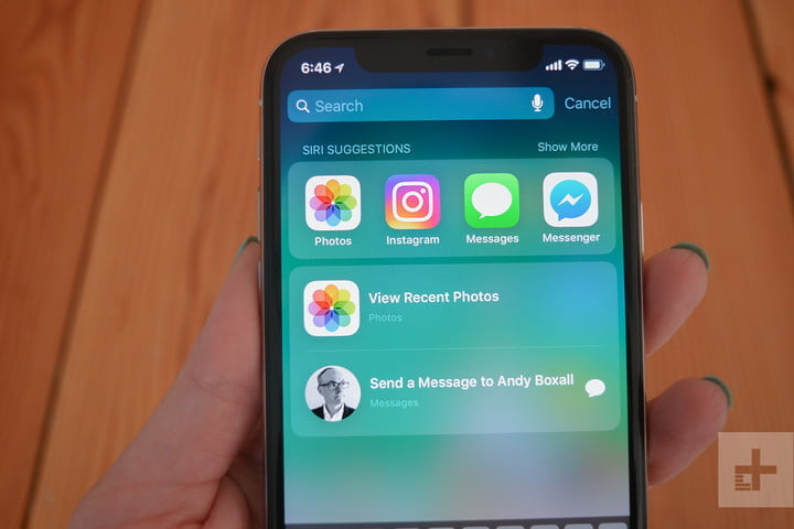 revision ios 12 apple hands on review siri suggestions 720x720