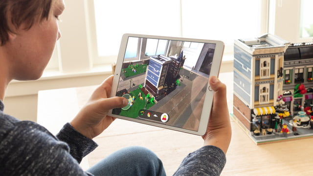lego apple kit realidad aumentada arkit2