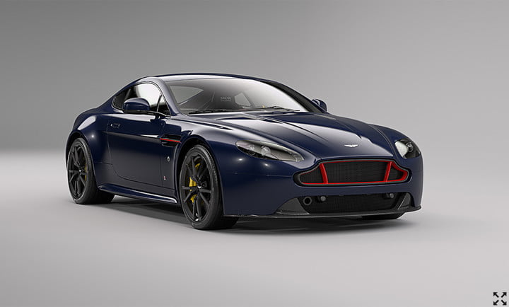 aston martinred bull vantage edicion especial martin red racing editions head