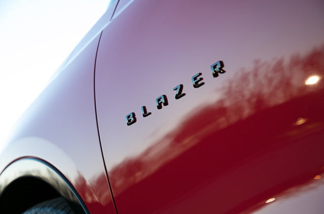 chevrolet blazer 2019 introduces the all new