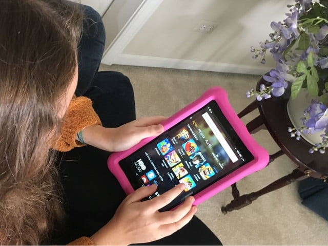 revision fire hd 8 kids edition 0