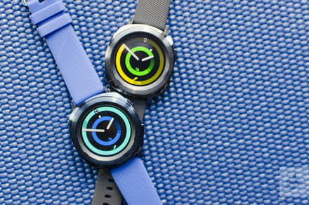 About the watch Samsung Galaxy Watch Active : you have all