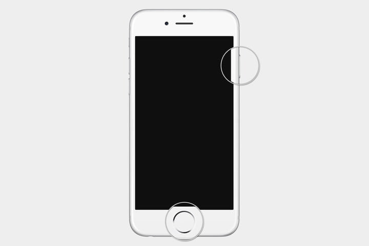 como hacer una captura de pantalla con el iphone home and power buttons 720x720