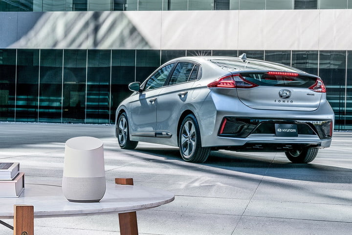 hyundai blue link compatible google home collaborates with assistant in further connecting homes to cars 1200x0