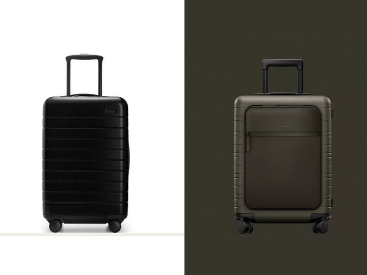 ¿Buscas una maleta inteligente? Comparamos la Horizn Studios Model M y la Away Bigger Carry-On