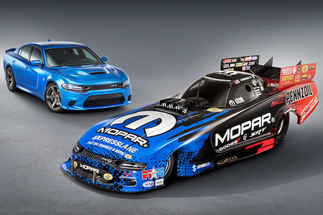 mopar dodge funny car nuevo modelo new 2019 charger srt hellcat nhra and the  production model