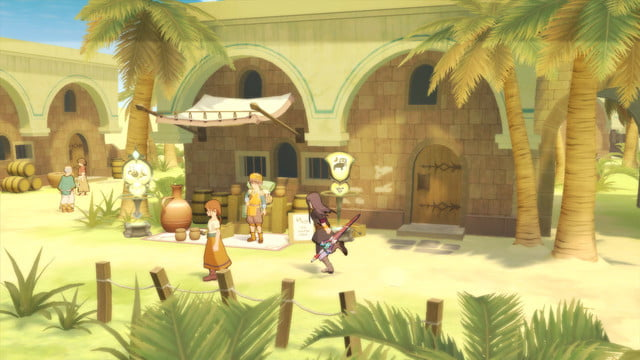 revision tales of vesperia definitive edition switch screenshot 5