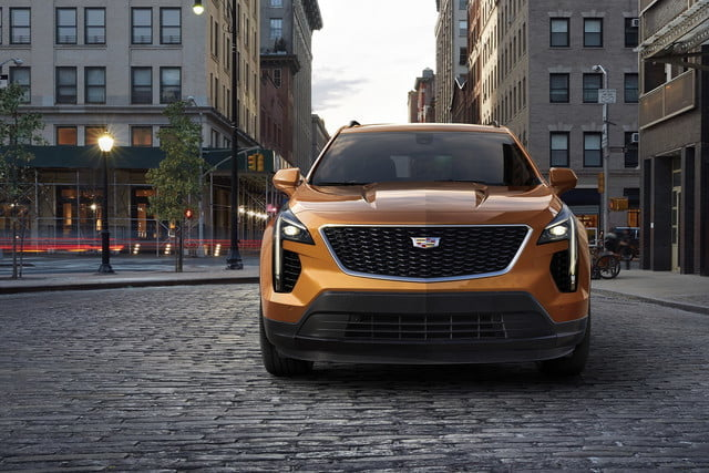 cadillac xt4 super cruise the 2019 was developed on an exclusive compact suv architect 640x427 c 1