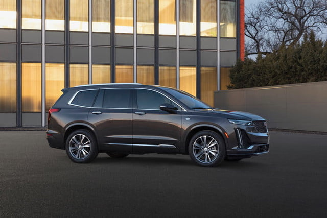 cadillac xt6 2020 salon detroit 2019 the first ever premium luxury model provides an elevated level of refinement 700x467 c