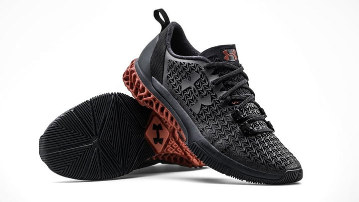 b6edcc789b020 Under Armour revela sus nuevas tenis impresas en 3D - Digital Trends ...