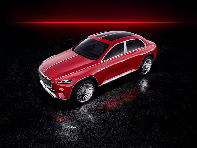 presentan vision mercedes maybach ultimate luxury ext 10