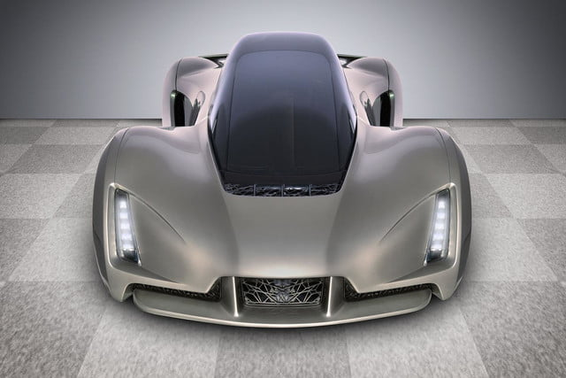 Divergent Microfactories 3D Printed Car