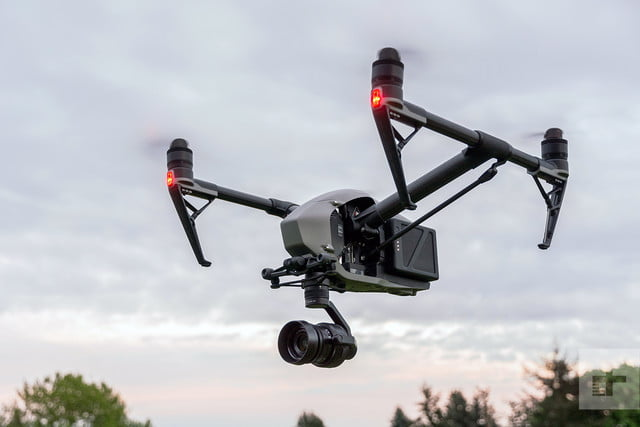 DJI Inspire 2 Review The Safest Way To Put A Camera In Air