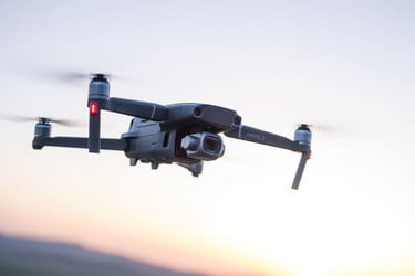 d44c976c5ed DJI unveiled the Mavic 2 series of drones today, expanding the Mavic line  beyond the highly successful Mavic Pro and Mavic Air. The two new drones,  ...
