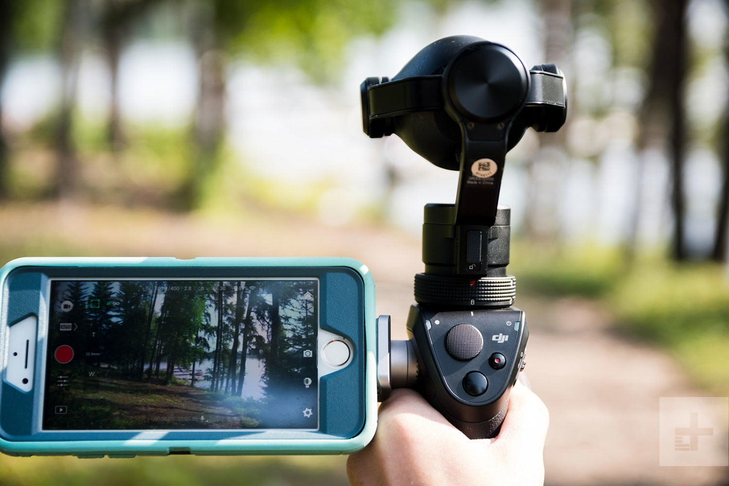 Dji Osmo Gimbal Review Digital Trends