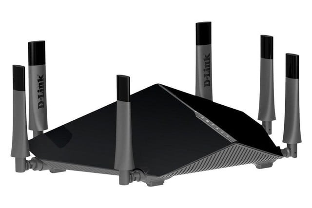 d links new routers have bold looks performance dlink ultra ac3200 dir 890lr