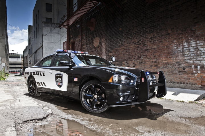 If You See The Charger Pursuit In Your Mirror Dont Run Its Fastest Police Car America