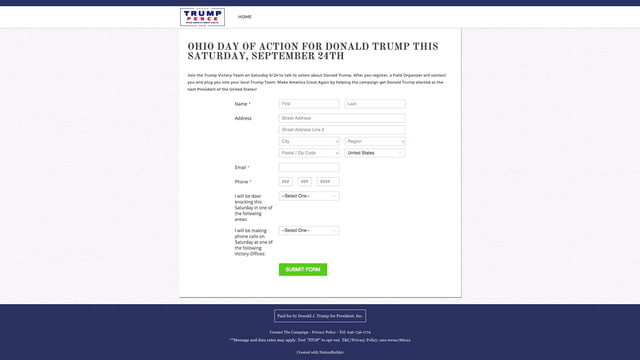 the political software used by trump and brexit campaign donaldtrump nationbuilder 0012