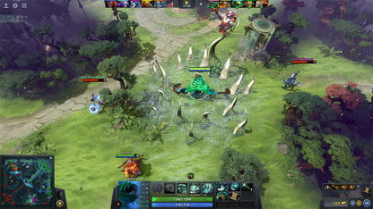 Dota 2' is Hopping on the Battle Royale Train in its Own