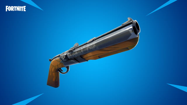 fortnite v520 update patch notes double barrel shotgun