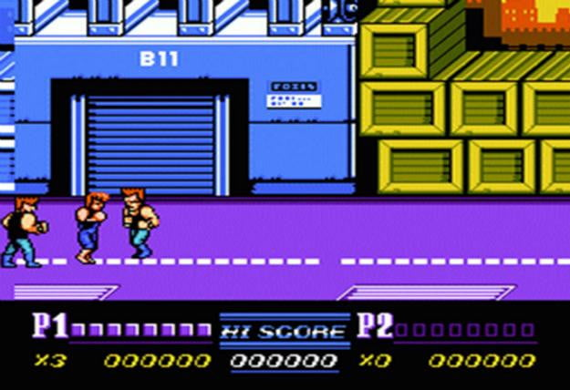best nes games ever double dragon ii