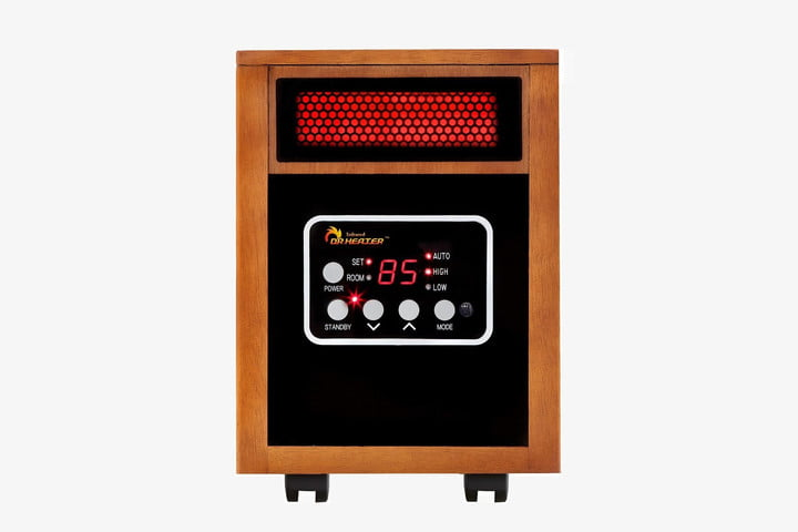 best energy efficient space heaters dr infrared