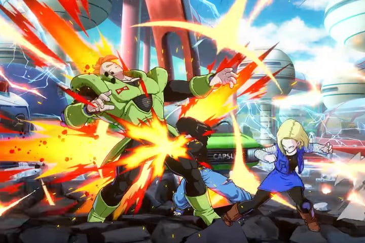 dragon ball fighterz out february adds androids