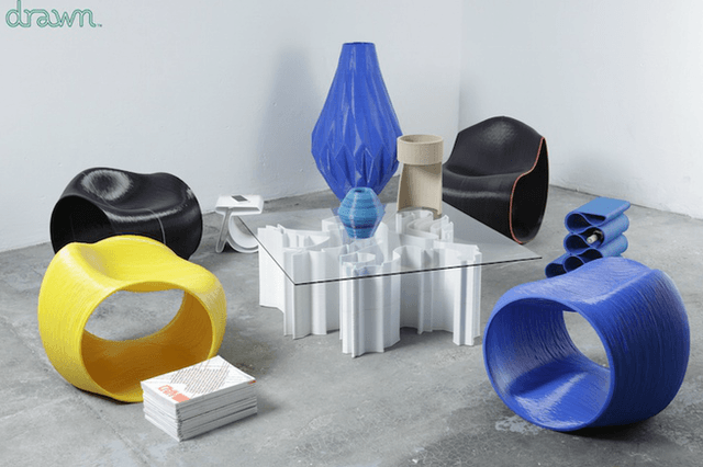 drawn will 3d print your furniture any way you want 02