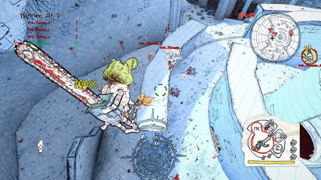 drawn to death hands on review screenshot 4