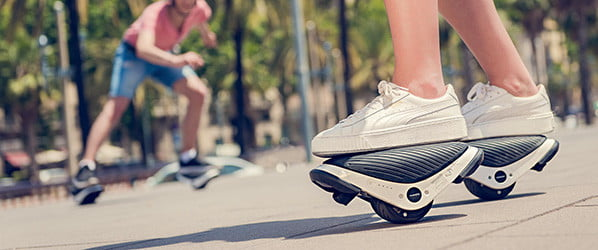 Awesome Tech You Can't Buy Yet: Self-balancing skates, tiny tripods, and more