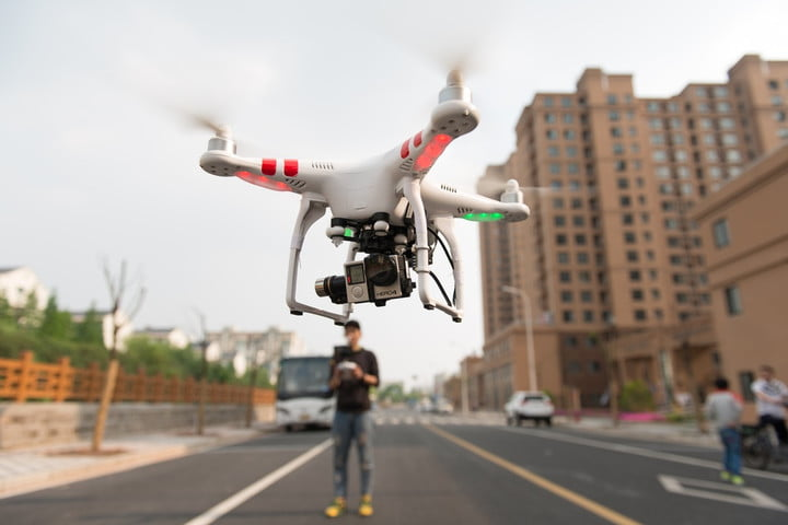 FAA relaxes certain drone regulations, letting quadcopters fly higher