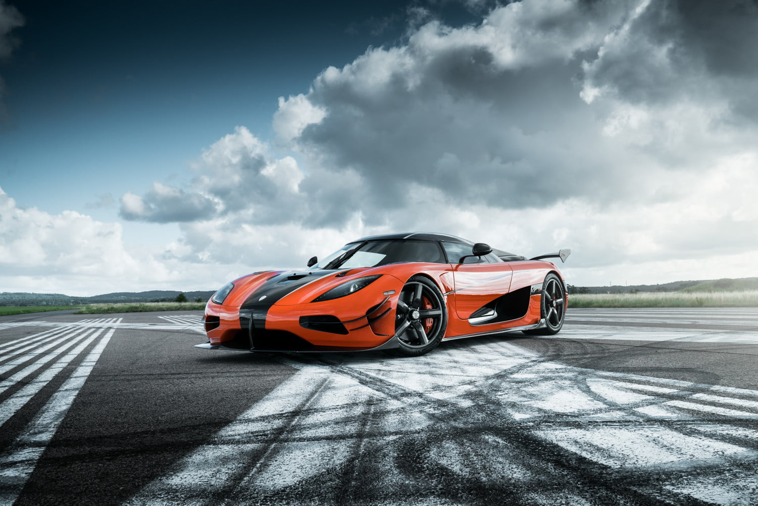 Sd King Koenigsegg Agera Rs Goes From 0 To 249 Mph And Back In Record Time