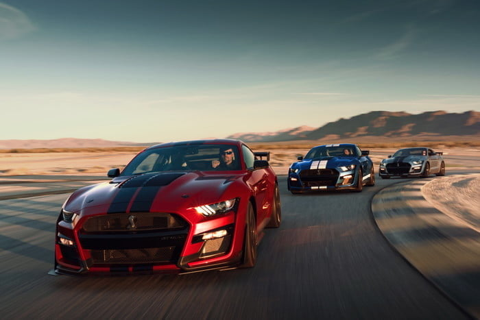 Why Ford chose a dual-clutch transmission for the Shelby GT500 Mustang