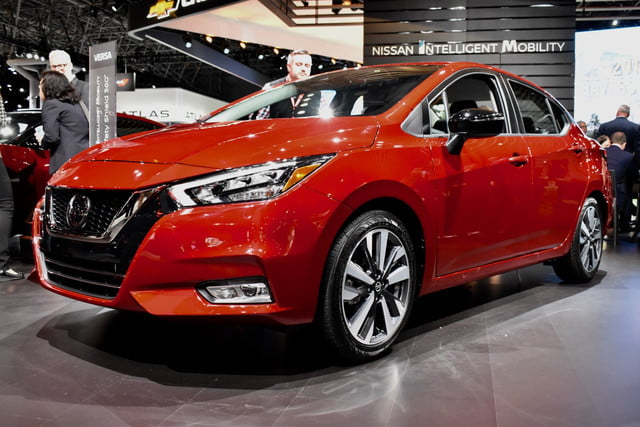 2020 Nissan Versa Sedan On Sale Now, Starts at $15,625 ...