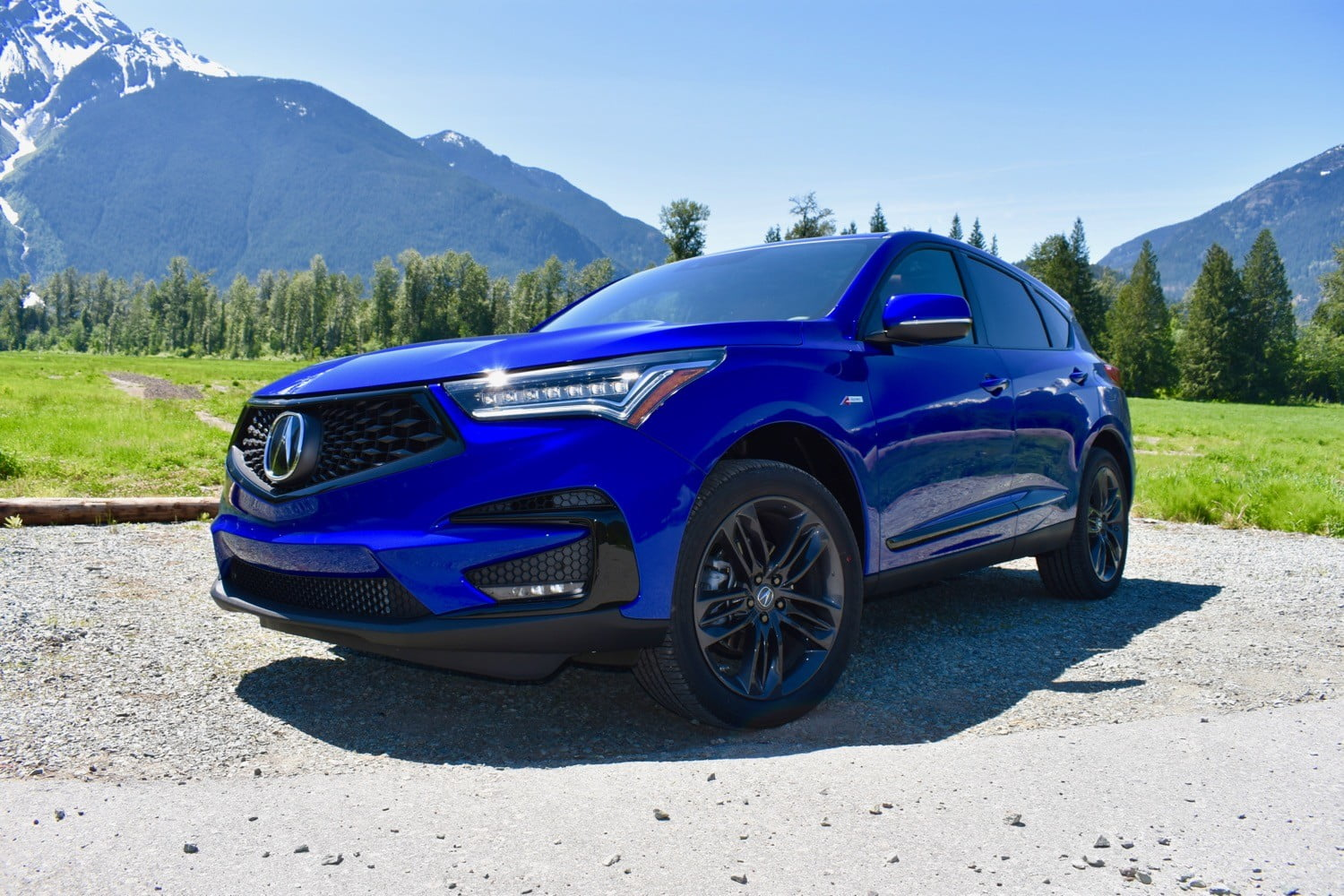 2019 Acura Rdx Compact Luxury Suv Starts At 38 295 Digital Trends