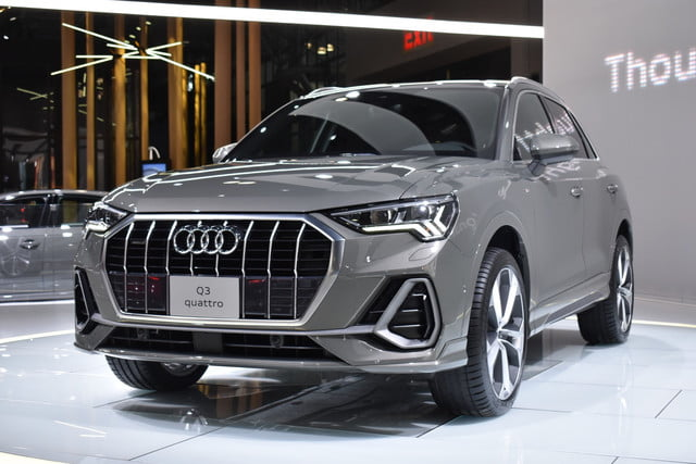 2019 Audi Q3 Brings More Tech And Luxury To The Subcompact Segment