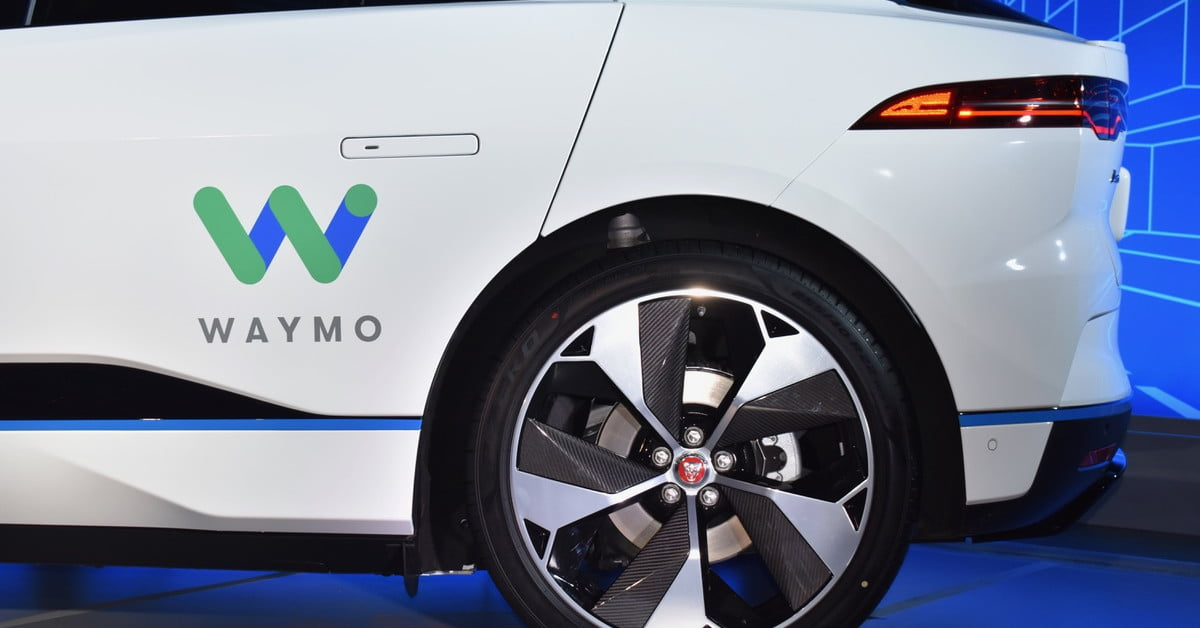QnA VBage Waymo at last fires up the self-driving smarts of the Jaguar I-Pace